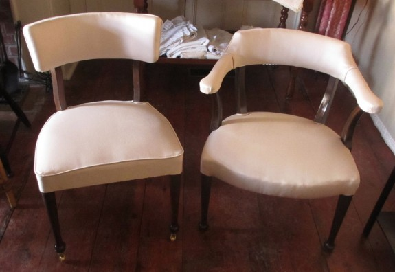 Mid-century, Vintage Sets of Chairs