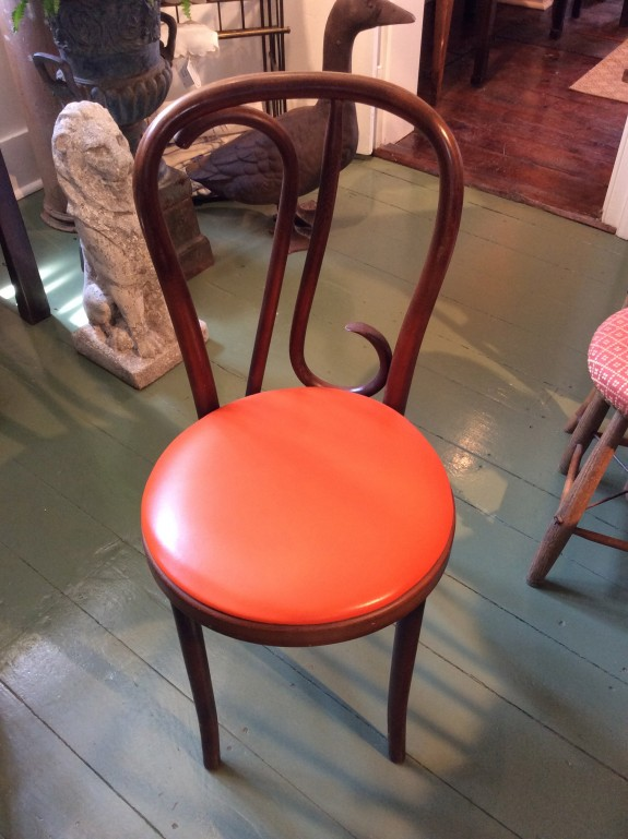 20th Century Vienna Thonet Bentwood Chairs - set of 4,