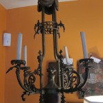 1870 French Chandelier